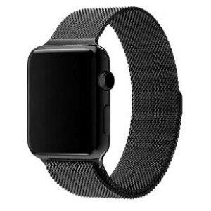 アップルウォッチ バンド apple watch バンド ミラネーゼループ 42mm 44mm 42 44 兼用 series SE 6 5 4 3 2 1 シリーズ マグネット ステンレス ベルト アップルウォッチ 交換 おしゃれ 送料無料 レディース