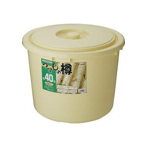 【2160円以上送料無料】リス 漬物樽 S-40型