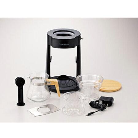 【送料無料】アピックスドリップマイスターコーヒーメーカーブラックADM-200BK