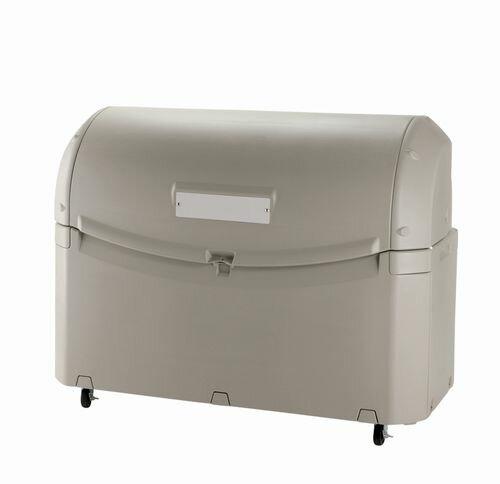 【2160円以上送料無料】リッチェル 業務用大型ゴミ箱 ワイドペールST800 キャスター無 800L