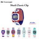 21 FreeStyle フリースタイル 腕時計 SHARK CLASSIC CLIP PRINTS シャーククラシッククリッププリント 防水時計 サー…