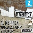 Channel Islands Al Merrick チャンネル アイランド アルメリック シール ロゴステッカー JPN CI ALMERICK ステッカー