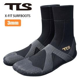19-20 TOOLS TLS ツールス NEW X-FIT 3mm 裏起毛 SURFBOOTS サーフブーツ ウィンターブーツ 冬用 2019年/2020年 ウィンターモデル トゥールス 日本正規品