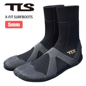 19-20 TOOLS TLS ツールス NEW X-FIT 5mm 裏起毛 SURFBOOTS サーフブーツ ウィンターブーツ 冬用 2019年/2020年 ウィンターモデル トゥールス 日本正規品