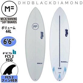2021年5月下旬出荷 予約商品 ミックファニング ソフトボード サーフボード DHD BLACK DIAMOND 6'6 ディーエイチディー ブラックダイアモンド MICK FANNING SOFTBOARD 2021年モデル 品番 F20-MF-BDW-606 MF soft boards シリーズ 日本正規品