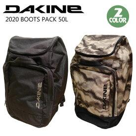 20 DAKINE ダカイン スノー ブーツケース BOOT PACK 50L ブーツパック ブーツバッグ バックパック リュック スノーボード スキー ユニセックス 2020年秋冬 品番 AJ237-228 日本正規品