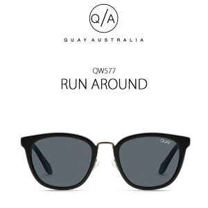 20 QUAY AUSTRALIA キーオーストラリア サングラス RUN AROUND 品番 QW577 日本正規品