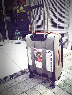ストラティックソフトスーツケース機内持ち込み超軽量【オリジナルSTRATIC】国内正規品小型シャンパン頑丈4輪ドイツブランドSTRATIC拡張シェルテックスーツケースカバーキャリーバッグ2.5kg【送料無料】