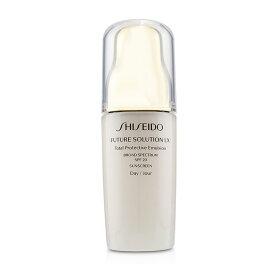 資生堂 Shiseido フューチャー ソリューション LX トータル プロテクティブ エムルション SPF 20 75ml/2.5oz【楽天海外直送】