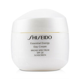 資生堂 Shiseido エッセンシャル エネルギー デイ クリーム SPF 20 50ml/1.7oz【楽天海外直送】