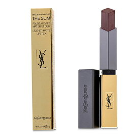 イヴ・サンローラン Yves Saint Laurent Rouge Pur Couture The Slim Leather Matte Lipstick - # 18 Reverse Red 2.2g/0.08oz 【楽天海外直送】
