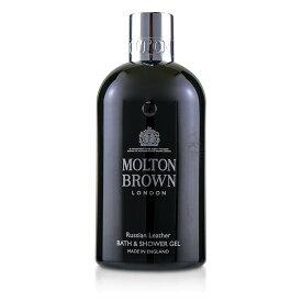 モルトンブラウン Molton Brown ロシアンレザー バス&シャワージェル 300ml/10oz【楽天海外直送】