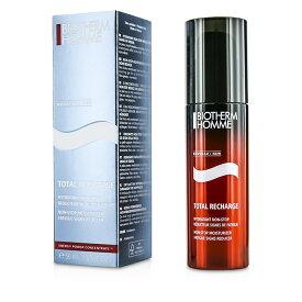 ビオテルム Biotherm Homme Total Recharge Non-Stop Moisturizer 50ml/1.69oz【楽天海外直送】