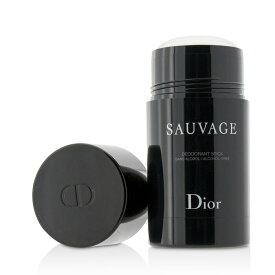 クリスチャン ディオール Christian Dior ソバージュ デオドラント スティック 75g/2.6oz【楽天海外直送】