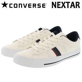 コンバース スニーカー ネクスター 120 SC OX ローカット ホワイト 白色 シューズ 38000620