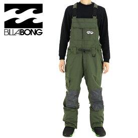 メンズ スノーパンツ ビラボン BIB パンツ つなぎ 布施忠 モデル スキーパンツ AI01M704