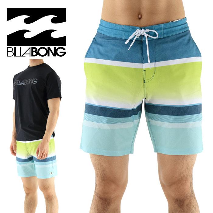 セール BILLABONG ボードショーツ ネオンカラー メンズ 海パン ビラボン サーフトランクス AG011515