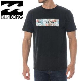 ビラボン ロゴプリント Tシャツ ユナイテッド ロゴ BILLABONG AJ011201 BLK ブラック