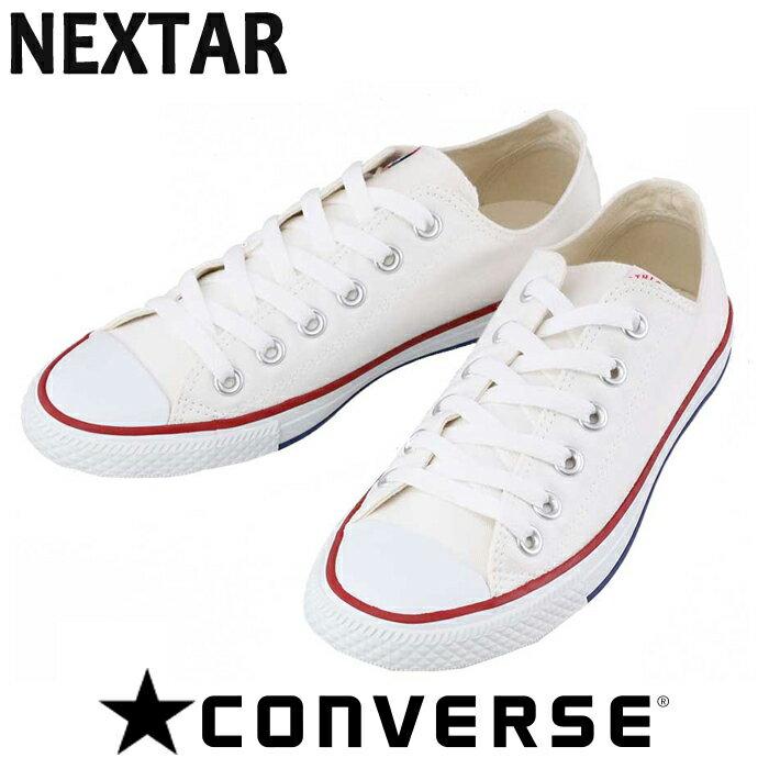コンバース ローカット ネクスター110 スニーカー ホワイト CONVERSE NEXTAR110 OX 32765143