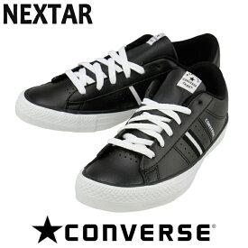 ネクスター120 コンバース ローカット 黒 CONVERSE NEXTAR120 OX シューズ スニーカー 定番 32765211