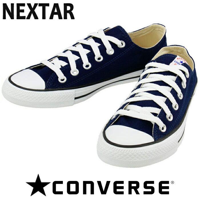 CONVERSE スニーカー ネクスター110 コンバース ローカット NEXTAR110 OX ネイビー 定番 32765145