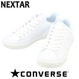 ネクスター310 コンバース CONVERSE NEXTAR310 ローカット ホワイト 通学用 スニーカー 32765220