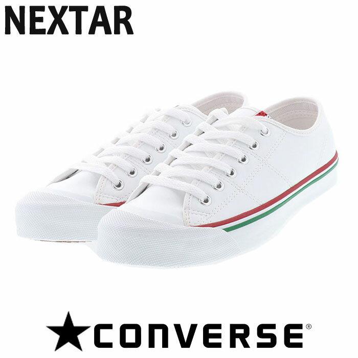 コンバース ネクスター130 FG OX CONVERSE NEXTAR130 スニーカー ホワイト コンバース 32765050