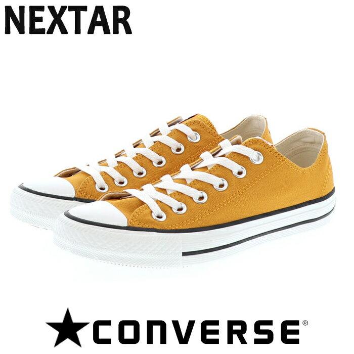 ネクスター110 コンバース スニーカー CONVERSE NEXTAR110 OX ゴールド 32765689 ローカット