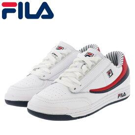 フィラ テニス ORG TENINIS PINST FHE121 シューズ メンズ レディース スニーカー FILA 即納 人気ブランド