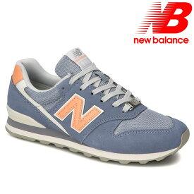 ニューバランス スニーカー レディース シューズ NEWBALANCE 靴 WL996-WA2 ブルー系