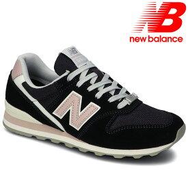 ニューバランス シューズ スニーカー レディース NEWBALANCE 靴 WL996-WT2 ブラック