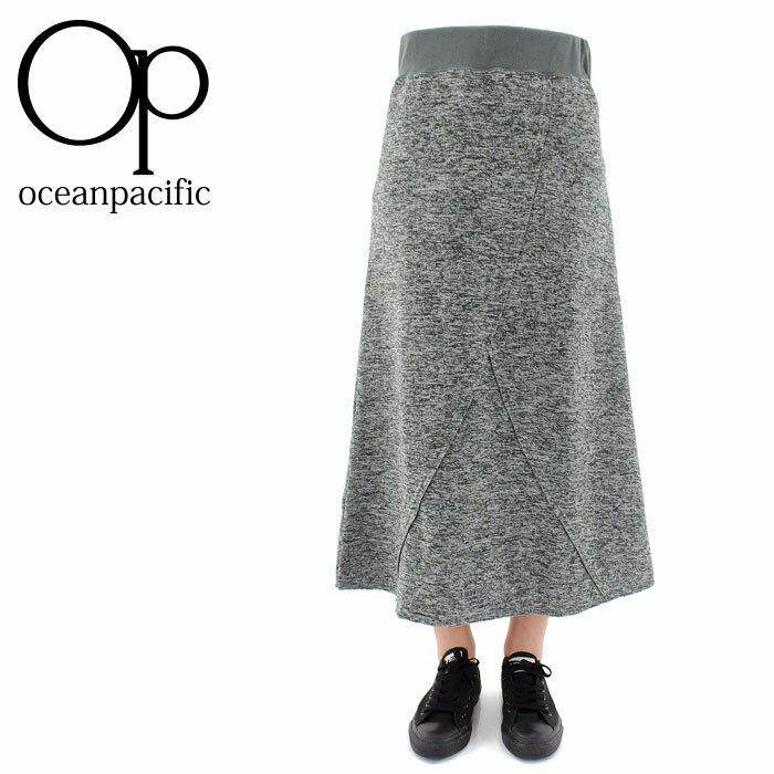 【セール】OP 555752 オーピー マキシスカート ロングスカート スウェットスカート
