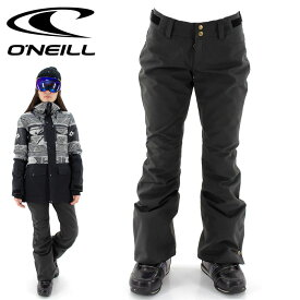オニール スノボパンツ レディース スノーウェア Oneill スノボウェア スノーパンツ 686201