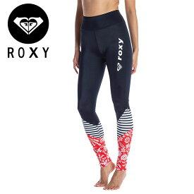 ROXY レディース フィットネス ヨガウェア HERITAGE FLOWER LEGGINGS レギンス UVカット RLY202033