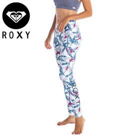 ロキシー フィットネス レディース ラッシュレギンス スポーツ 紫外線カット ROXY RLY212012