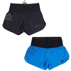 T8 Women's Sherpa Shorts ランニングショーツ V2 トレイルランニング ランニング シェルパ パンツ 超軽量 速乾 ティーエイト 女性用