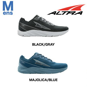 ALTRA RIVERA MEN(アルトラ リベラ 男性用 ロード マラソン シューズ クッション )