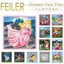 メール便 送料無料 Feiler フェイラー 25cm【 ミニ 童話シリーズ 25cm 】 フェアリーテイル