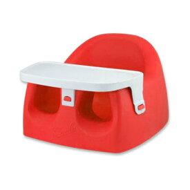 Karibu カリブ 椅子 PM3386 ソフトチェアー & トレイセット 【 レッド 】★ 赤ちゃんのイス ( トレイ付 )