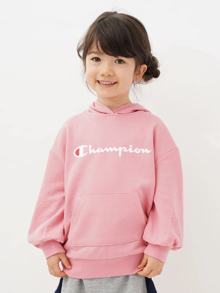 【earth music&ecology】Champion ビッグスウェット