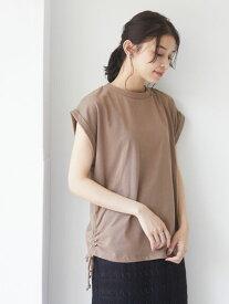 【 送料無料 】【Green Parks】・RAY CASSIN サイドドロストフレンチTシャツ 仕様
