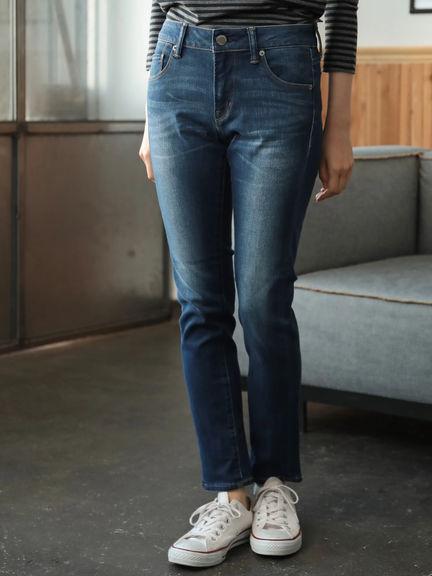 【メーカー公式】【AMERICAN HOLIC】  スキニ-フィットデニム アメリカンホリック アメホリ ファッション カジュアル 流行 かわいい きれいめ おしゃれ