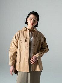 【 送料無料 】【koe】CPOジャケット レディース コエ 春夏 春 2020