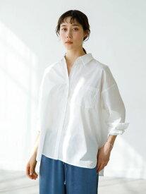 【 送料無料 】【koe】スタンダードシャツ レディース コエ 春夏 夏 2021 グレー ホワイト ベージュ ネイビー