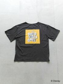 【 送料無料 】【koe】disney good vibes Tシャツ