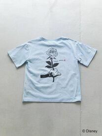 【 送料無料 】【koe】minnie rose Tシャツ