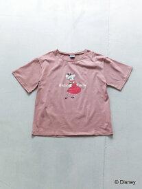 【 送料無料 】【koe】daisy stand Tシャツ トップス カットソー ピンク SS KOE Daisy バスト 袖丈 肩幅 G1 コットン