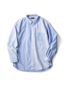 【 全アイテム 送料無料 】【CRAFT STANDARD BOUTIQUE】柄違いオックスシャツ メンズ クラフトスタンダードブティック 春夏 春 2020