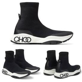 JIMMY CHOO ジミーチュウ クルーズ20 RAINE SOCK/M メンズ ショートブーツ ブーツ スニーカー ブラック ソックスブーツ