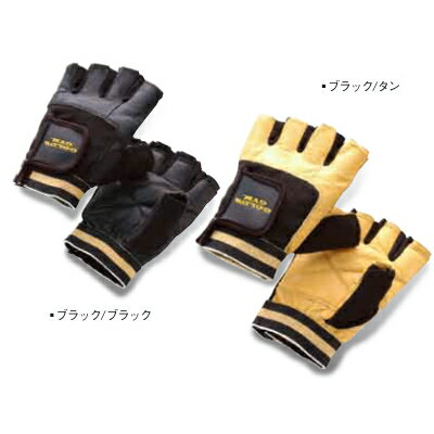 GOLD'S GYM レザーグローブ【受注発注商品】【strongsports】